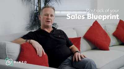 Playback of your completed Sales Blueprint